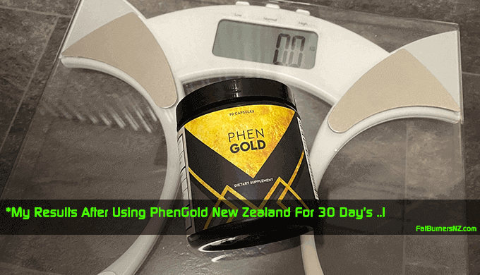 PhenGold new zealand before after pictures after 30 days